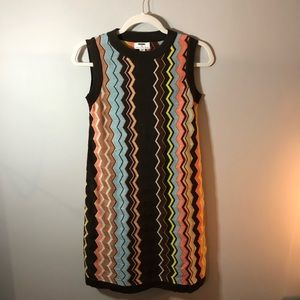 Missoni for Target Multi Colored Dress